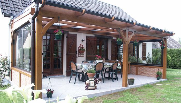 beton terrasse ouverture 20m2, construire terrasse bois 33 de palette