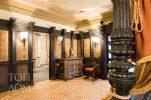 Отделка и мебель в холле