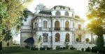 Главный фасад в стиле барокко