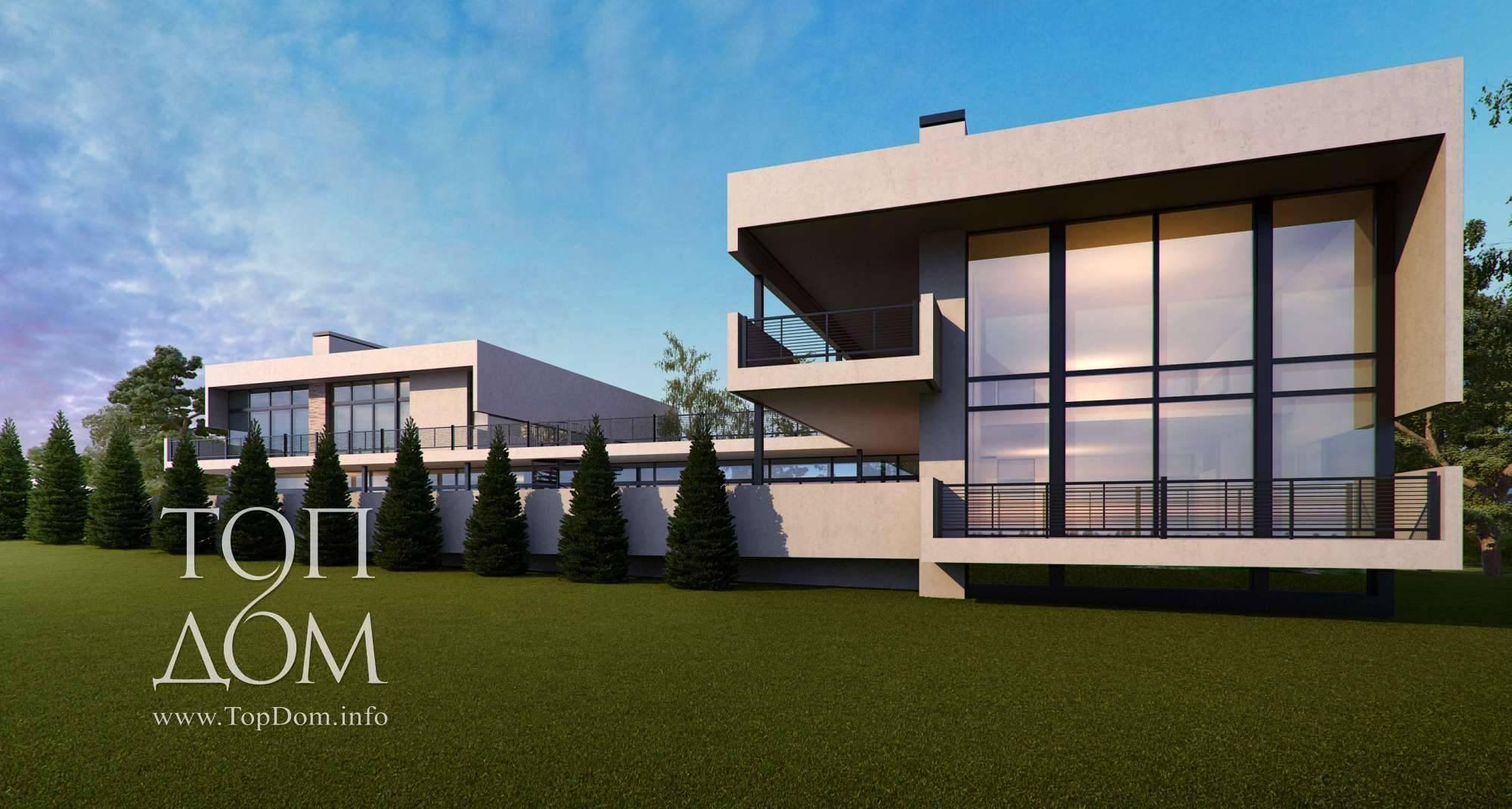 Дома gt проект загородного дома с