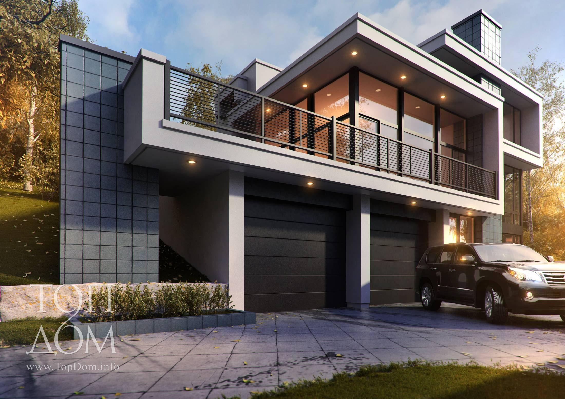 Маленькие дома дизайны