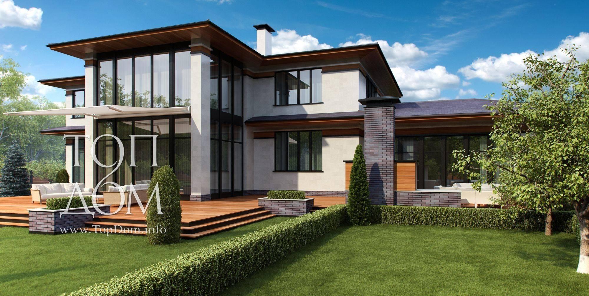 Дом своим руками с бассейном в доме