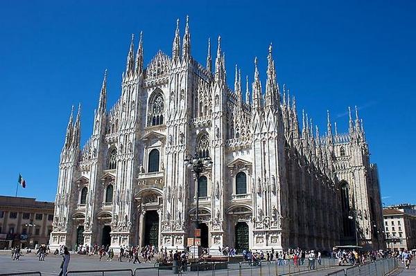 картинки архитектура готика
