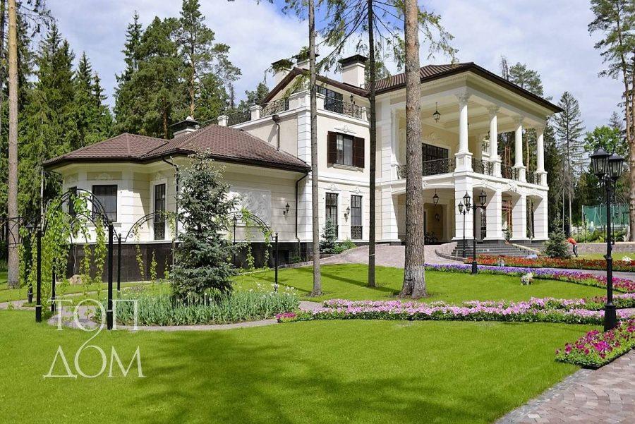 Строительство классического дома
