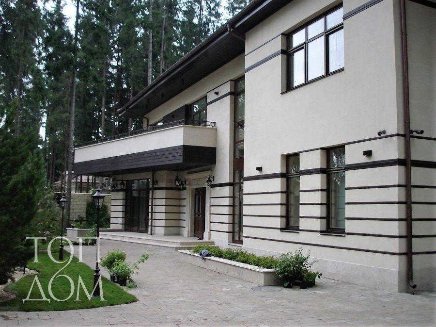 Возведение частного дома – строительство под ключ