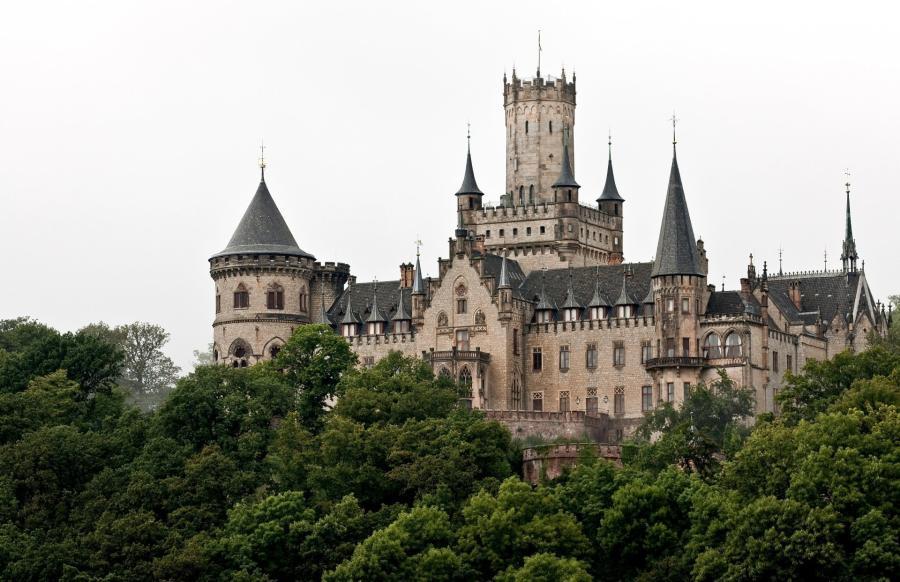 Замок в Ганновере
