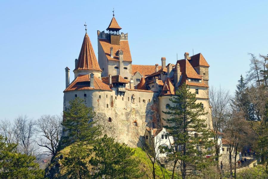 Bran Castle - Румыния