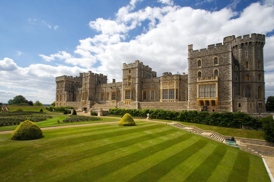 Виндзорский замок - Англия