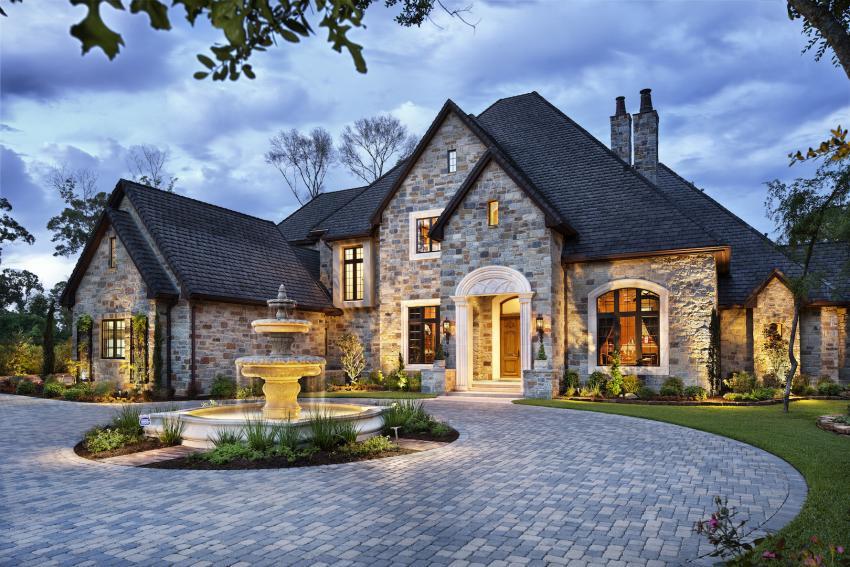 Дом в стиле Тюдоров