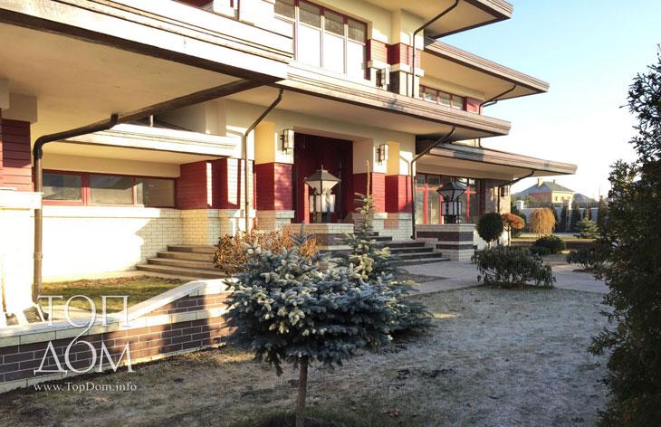 Строительство загородного дома – стадия черновой отделки