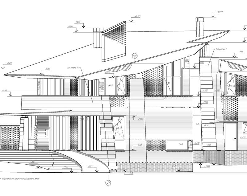 Пример документа из архитектурного раздела проекта