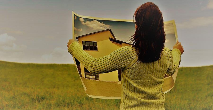 Выбор земельного участка под строительство дома.