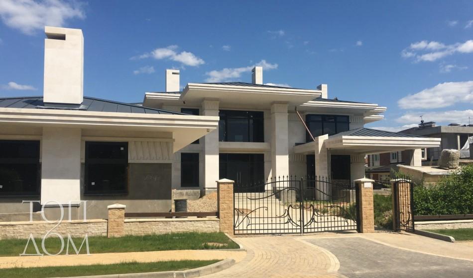 Современный проект строительства дома