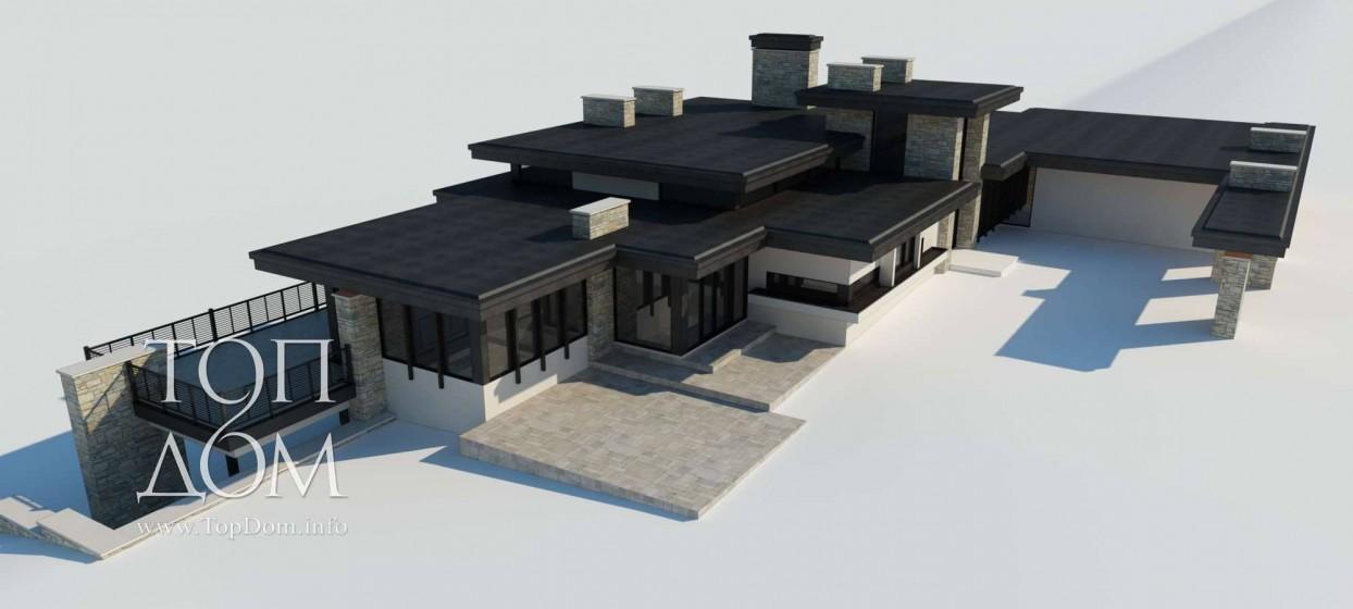 Архитектурно-строительный раздел