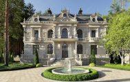 Классические фасады дома