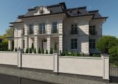 Классический дизайн частного дома